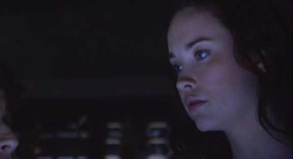 2010 SGU S1x12 Divided - Chloe keeps Eli's attention
