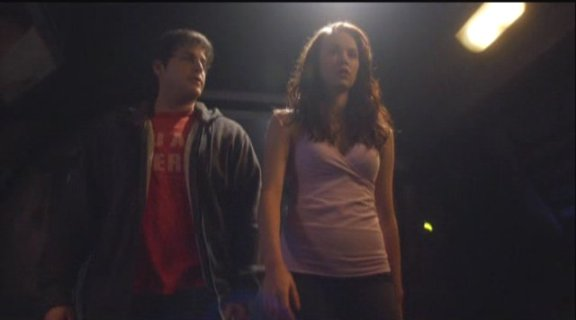 2010 SGU S1x12 Divided -Eli has doubt about Chloe