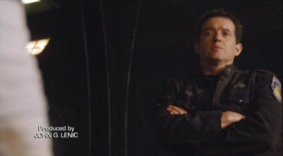 2010 SGU S1x12 Divided - Louis Ferreira as Col. Young
