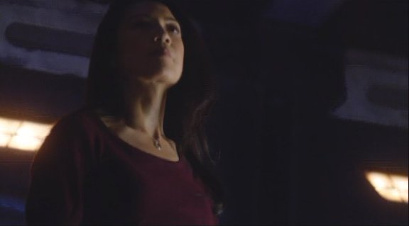 2010 SGU S1x12 Divided - MingNa Camile Wray is up to something