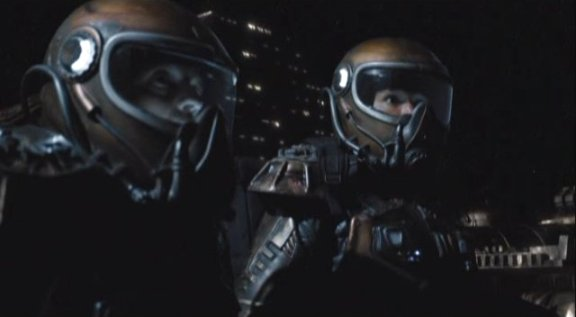 2010 SGU S1x12 Divided -Scott and Young outside
