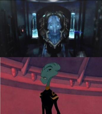 2010 SGU Space - Alien and Lilo-Stitch Alien