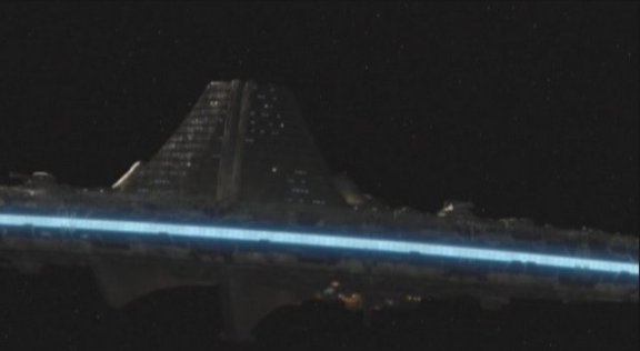 2010 SGU Space - Coming out of FTL