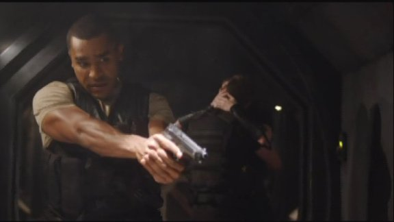 2010 SGU Space - Do not mess with Sgt. Greer