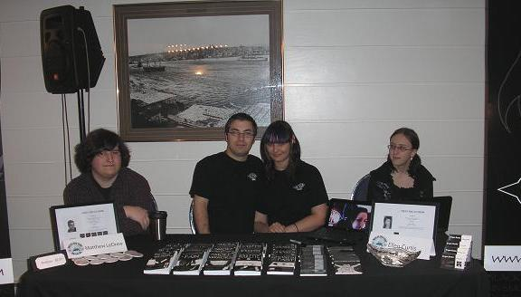 2010 SciFi on the Rock - Black Womb authors
