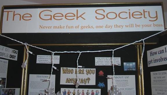 2010 SciFi on the Rock - Geek Society