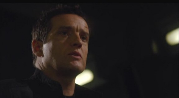 2010 Stargate Universe S1x11 Space - Coloenl Young Discusses
