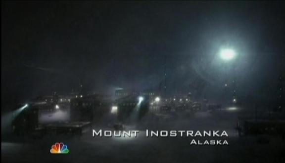 2010 The Event Pilot - Mount Inostranka Alaska