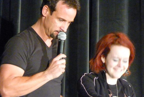 2010 VanCon - Colin Cunningham and Brianna