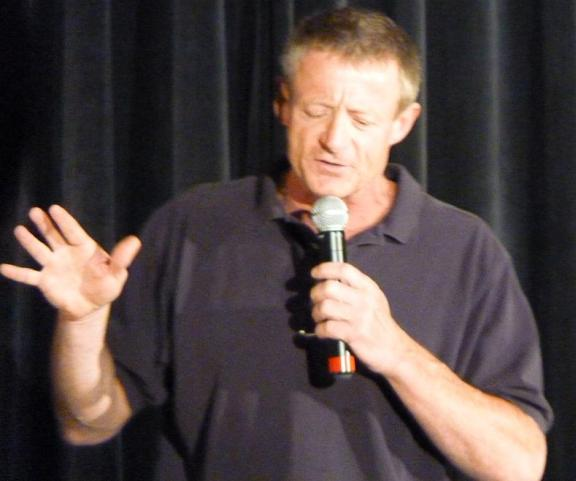 2010 VanCon - Dan Shea Caberet Host