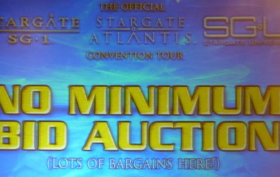 2010 VanCon - No Minimum Bid Auction