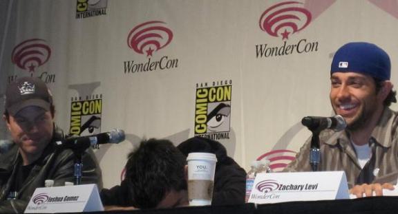 2010 WonderCon - Adam Joshua & Zachary - Chuck