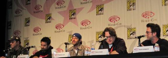 2010 WonderCon - Chuck Panel