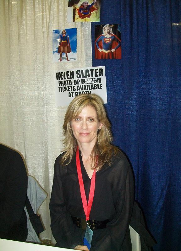 2010 WonderCon - Helen Slater - Supergirl