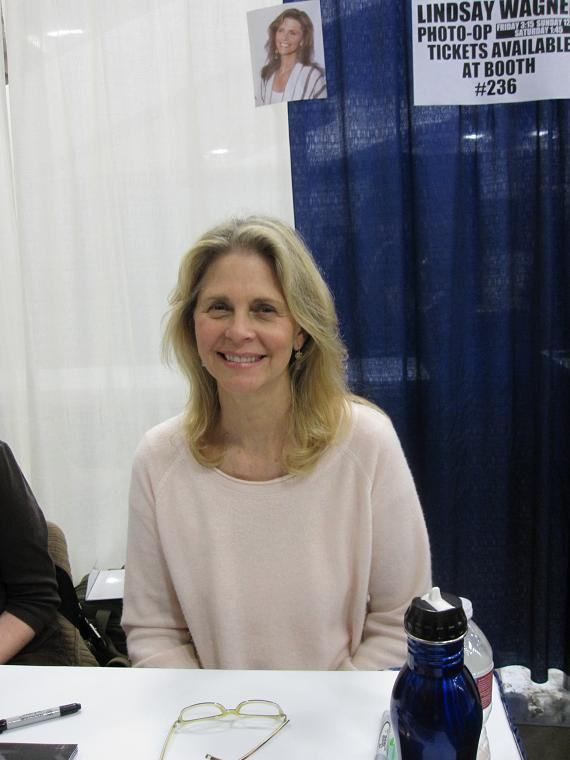 2010 WonderCon Lindsay Wagner image by WR_Systems