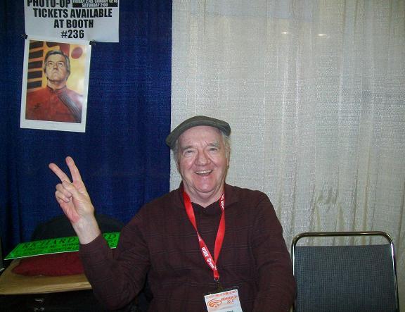 2010 WonderCon - Richard Herd of V