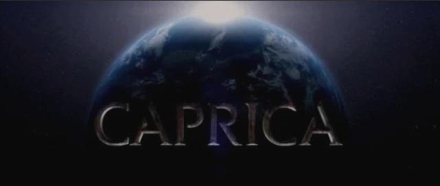 A WHR Dedicated Caprica Web Site