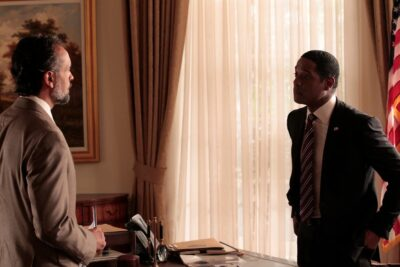 The Event S1x10 The President