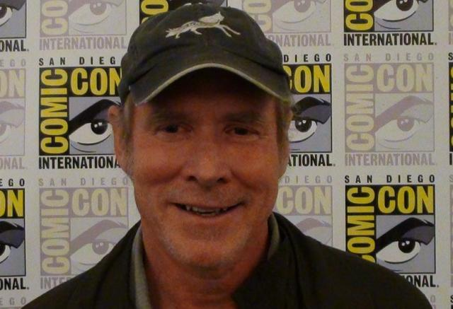 Falling Skies Interview: Will Patton Preaches Resistance While Eating John Pope's Bread!