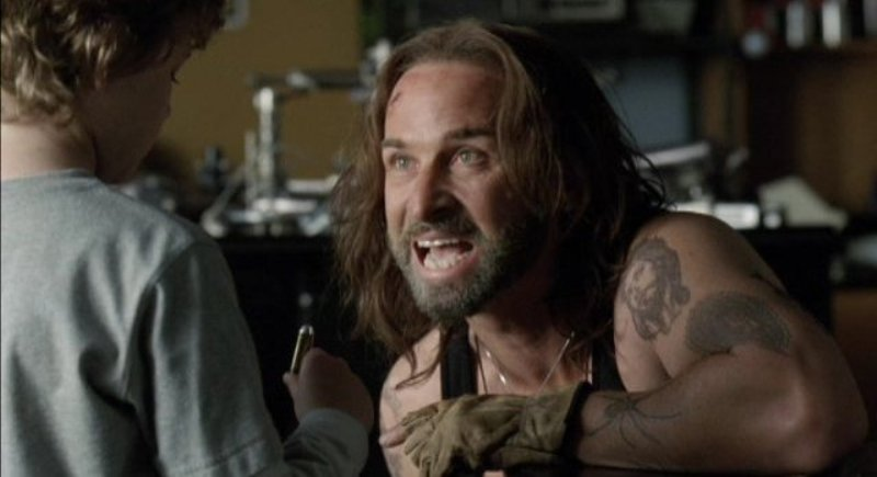 """Falling Skies Colin Cunningham Discusses """"Loose Cannon"""" John Pope, Centigrade and Stargate!"""