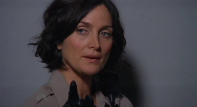 Chuck Versus the Hack Off – Casey's Lessons in Civil Rights From Carrie-Anne Moss!