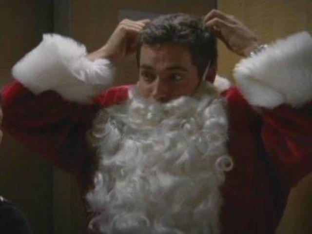Chuck: Versus the Santa Suit – General Beckmans Uses Secret CIA Slush Fund!
