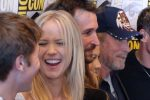 Falling Skies: San Diego Comic-Con Exclusive Cast Interviews Moon Bloodgood, Drew Roy, Colin Cunningham, Connor Jessup and Jessy Schram!