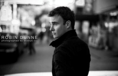 Robin Dunne web site - photo courtesy Dennys Illic