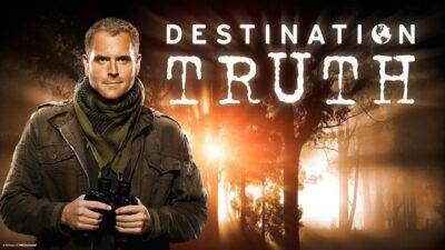 Destination Truth poster