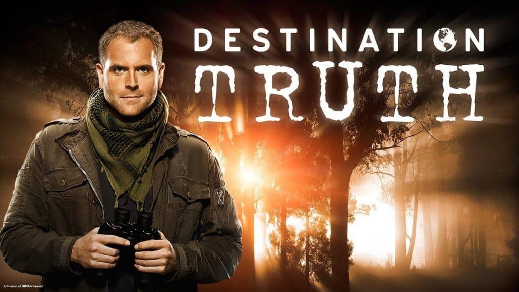 Fan Guide to Destination Truth: A Fabulous Book by Amanda Rosenblatt!