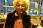 Nichelle Nichols Opens Wormhole Hailing Frequency Before Silicon Valley Comic Con 2018!