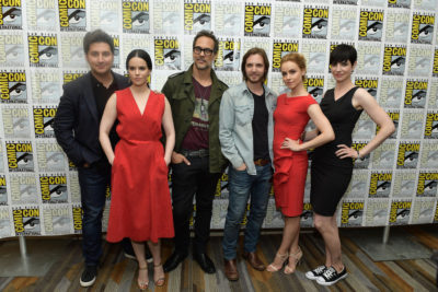 12 Monkeys Creator and Cast at SDCC 2017