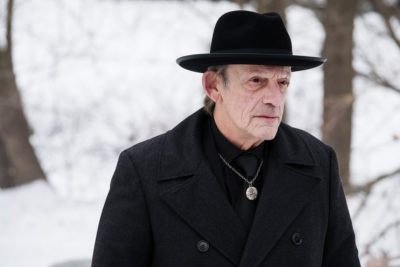 12 Monkeys S3x06 Christopher Lloyd as the Missionary