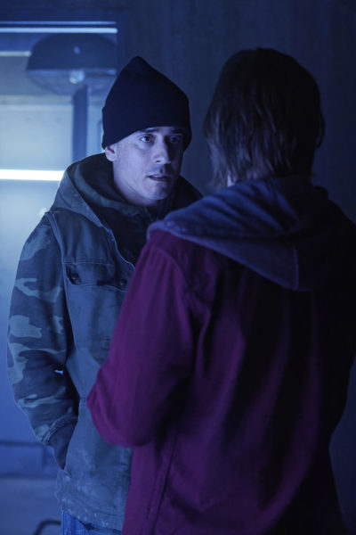 12 Monkeys S4x02 Kirk Acevedo returns as Jose Ramses!