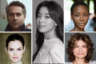 Treadstone main cast - Image courtesy Deadline Dot Com