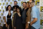 Van Helsing Slay All Day San Diego Comic-Con Press Room Interviews!