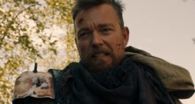 Van Helsing S4x06 Axel comes to the rescue disguised as a Daywalker
