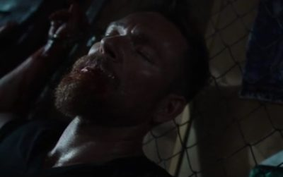 Van Helsing S4x06 Axel survives but has been captured by the Daywalkers