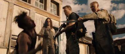 Van Helsing S4x06 Jennifer blows Mattys head off