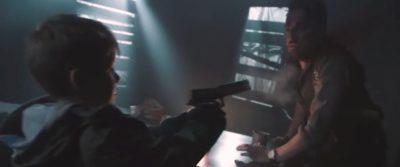 Van Helsing S4x06 Max is shot by Owen