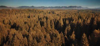 Van Helsing S4x06 Opening panoramic scene