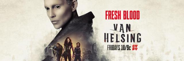 Van Helsing season four banner 2019