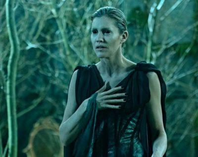 Van Helsing S4x07 Tricia Helfer as Dracula The Dark One