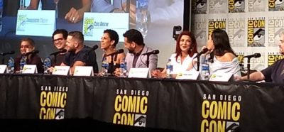 SDCC 2019 The Expanse Panel Center