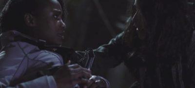 Van Helsing S4x07 Jack tells Violet that she can heal too