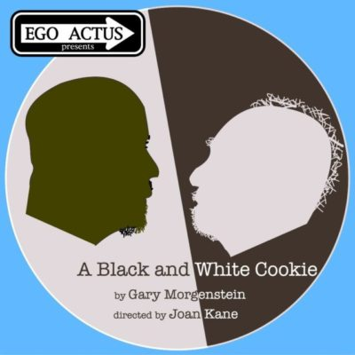 A Black and White Cookie