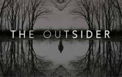 The Outsider banner tall