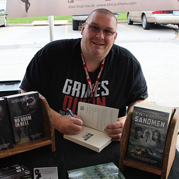 William Schlichter Author of No Room in Hell