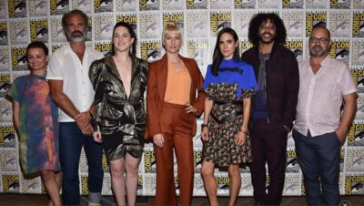 2016 Snowpiercer Creator and Cast San Diego Comic Con - Image courtesy Getty images