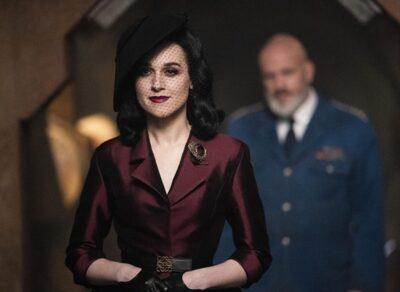 2021 Snowpiercer Miss Audrey